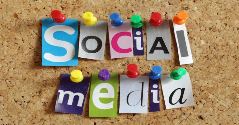 Social Media - 3 Steps