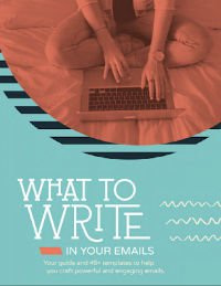 What To Write - 45+ Templates