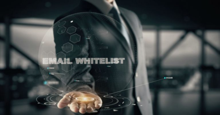 Whitelist Your Email