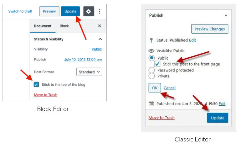 Screenshot of 2 Editors