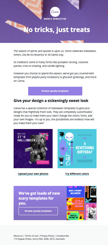 canva-halloween-email-promo