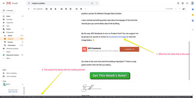 email-link-tracking