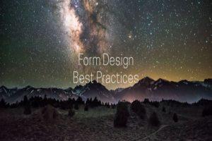 Form-Design-Best-Practices