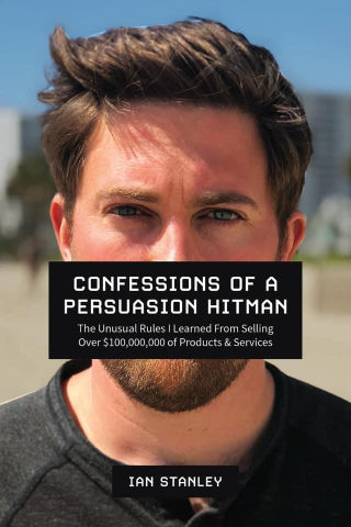 Confessions of a Persuasion Hitman - cover