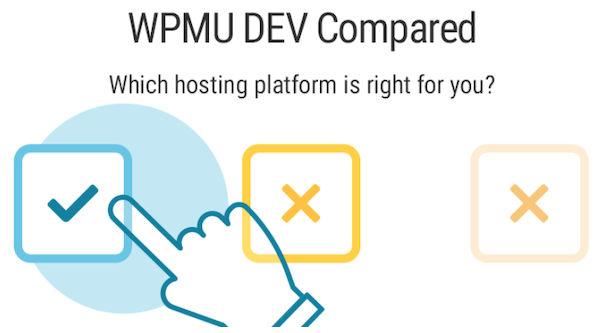 WPMU DEV Compared