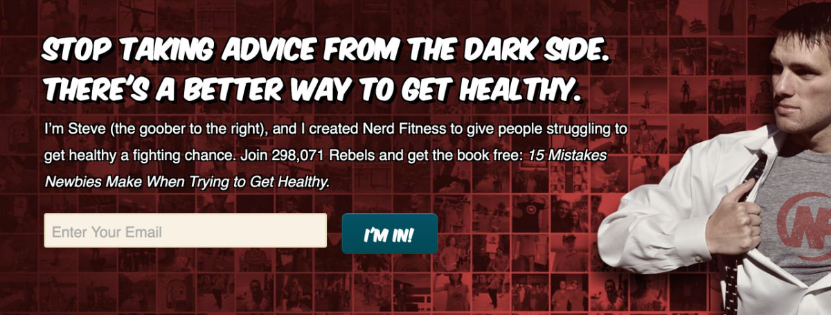 nerd-fitness-sign-up-form-cta