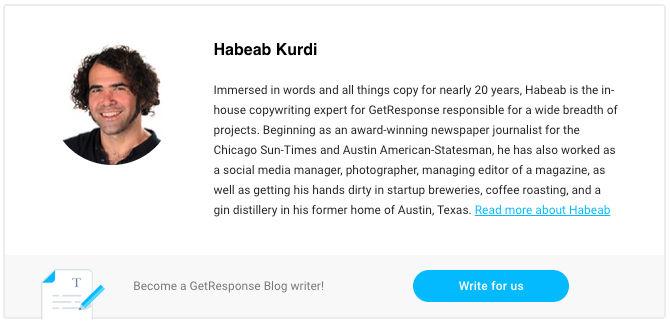 About the Author - Habeab Kurdi