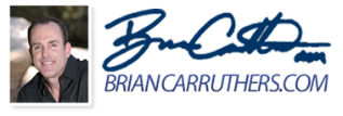 Brian Carruthers - signature