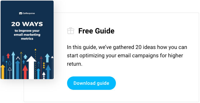 Free Guide - 20 Ways