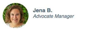 Jena B. - Advocate Manager