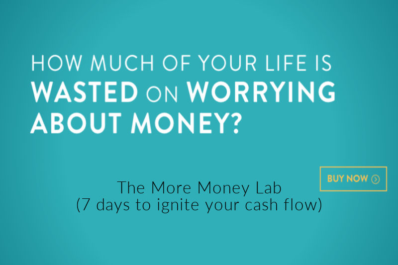 The More Money Lab (7 days to ignite your cash flow)