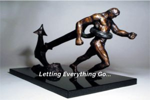 Letting Everything Go...