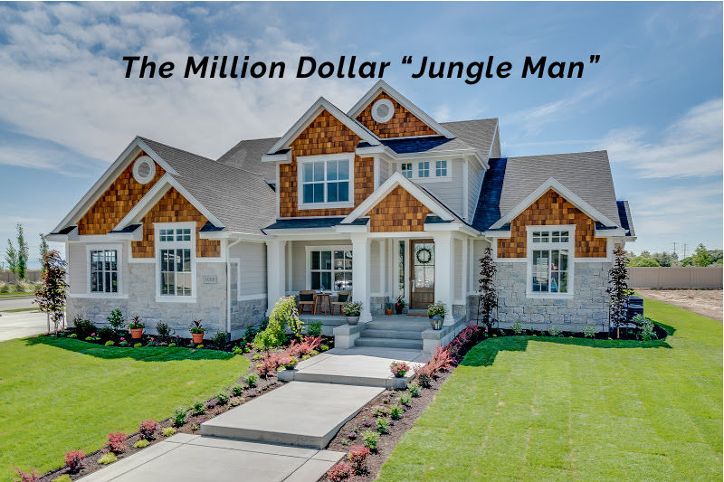 "The Million Dollar ""Jungle Man"""